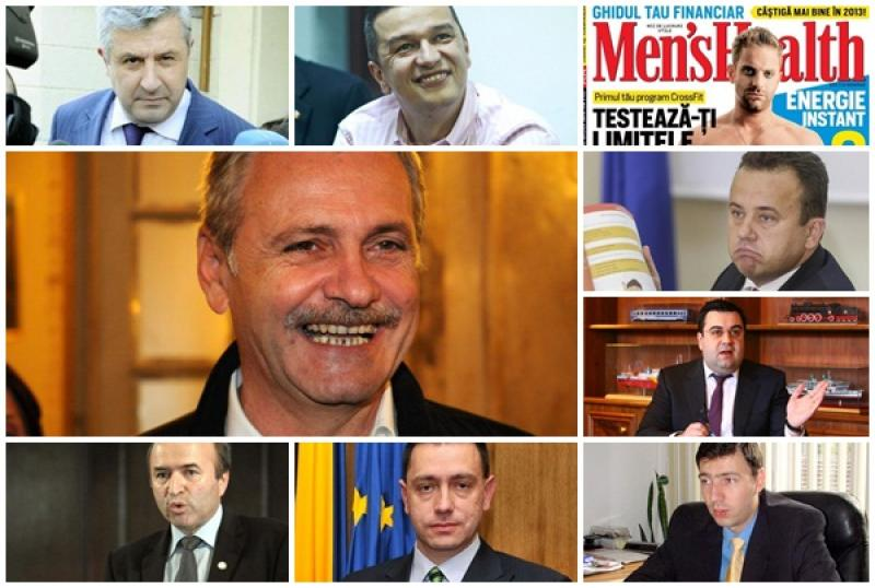 Degringolada PSD-ALDE.  Nu mai puţin de 20 de miniştrii schimbaţi în 9 luni de guvernare!