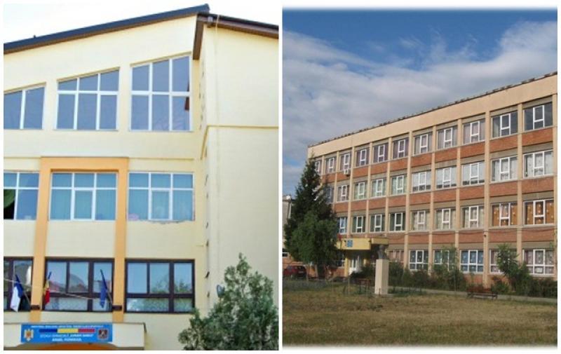 Primăria alocă peste 5 milioane de lei pentru reabilitarea termică a şcolilor gimnaziale Caius Iacob şi Avram Iancu