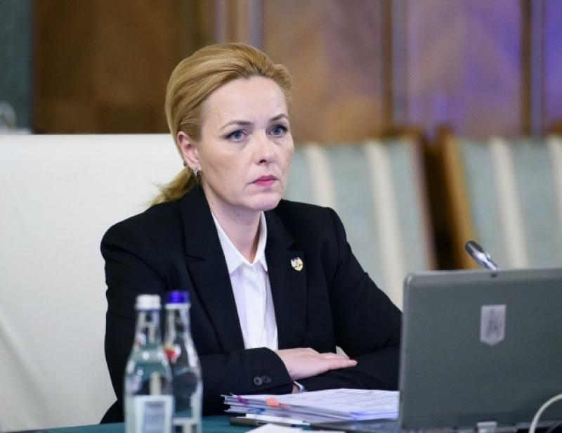 Celulă de criză la nivelul M.A.I. Ministrul Carmen Dan vine luni la Timişoara şi Arad să evalueze pagubele după urgia de duminică