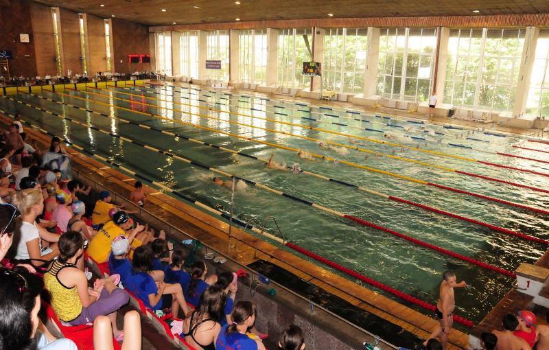 """Sergiu Bîlcea: Bazinul de înot """"Delfinul"""", în continuare închis!"""