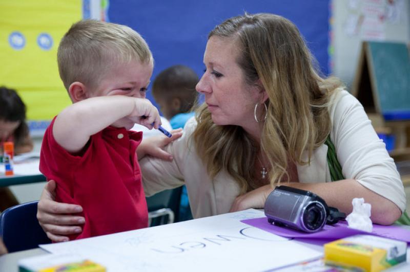 Cum sunt primele săptămâni pentru o educatoare la grupa mică? Stiai acest lucru?
