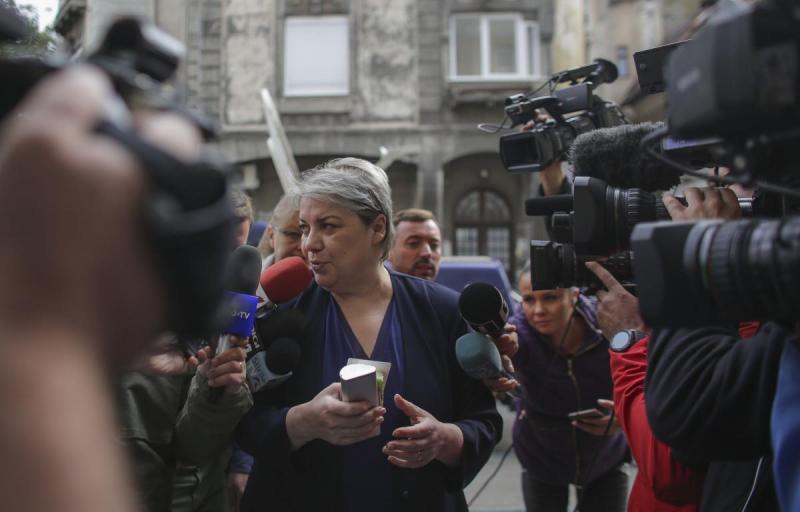 Viceprim-ministrul Sevil Shhaideh, suspectă într-un dosar instrumentat de DNA