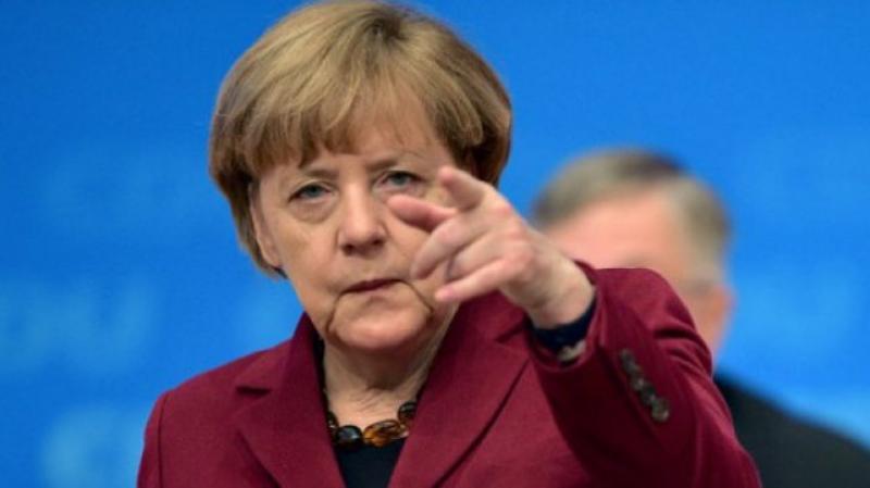Germania a ales! Angela Merkel câştigă un nou mandat de cancelar!