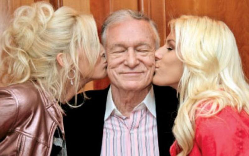 Hugh Hefner, fondatorul revistei Playboy a MURIT la vârsta de 91 de ani