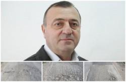 Cristian Ispravnic (PSD): CJA a făcut lucrări de mântuială la drumul Felnac-Satu Mare