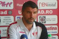 Adrian Mihalcea şi-a anunţat DEMISIA! UTA rămâne fără antrenor după doar şase etape!