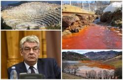 """Guvernul retrage dosarul """"Roşia Montană"""" din Patrimoniul Mondial UNESCO! Mihai Tudose: trebuie exploatat ce este de exploatat!"""