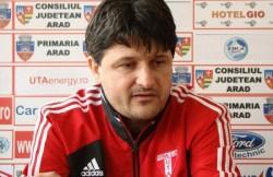UTA și-a găsit antrenor! Tehnicianul e în drum  spre Arad pentru a semna contractul!