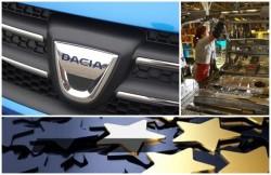 Opt noi companii românești au intrat în top 500 Companii din Europa Centrală şi de Est!