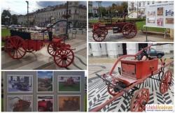 Patrimoniul pompierilor arădeni, expus publicului larg!
