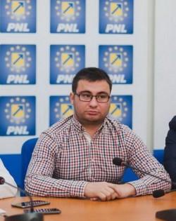 Glad Varga unic candidat pentru șefia tineretului liberal la congresul din Octombrie