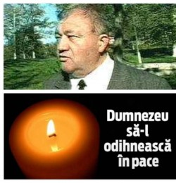 Fostul primar al comunei Șiria, Ioan Gurban a murit vineri dimineața !