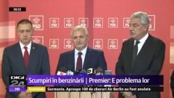 S-a scumpit benzina, românul îşi vede de viaţă, ei nu mai ştiu de unde să scoată bani pentru promisiunile electorale