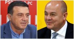 PSD-istii tot mai violenţi în spaţiul public, după violenţele lui Mirel Palada în studiolul B1, Un nou episod violent marca PSD. Senatorul Nicolae Bădălău l-a lovit pe deputatul PNL Marin Anton