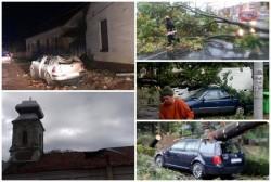 Bilanţ catastrofal în Judeţul Arad! Nu mai puţin de 29.000 locuitori din 32 localităţi au fost afectaţi de furia naturii!