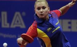 """Arădeanca Daniela Dodean- Monteiro a adus punctul de aur al """"tricolorelor"""" la europenele de tenis de masă: ROMANIA-GERMANIA 3-2"""