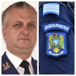 Colonelul Daniel Claudiu Burlan este noul șef al jandarmilor arădeni !