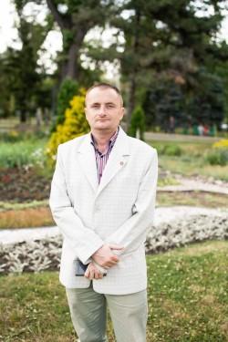 Istoricul Antoniu Martin, un nou an la Academia Militară a Republicii Moldova