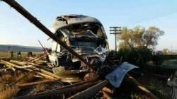 Un tren a lovit un camion ! Accident feroviar în Mureș