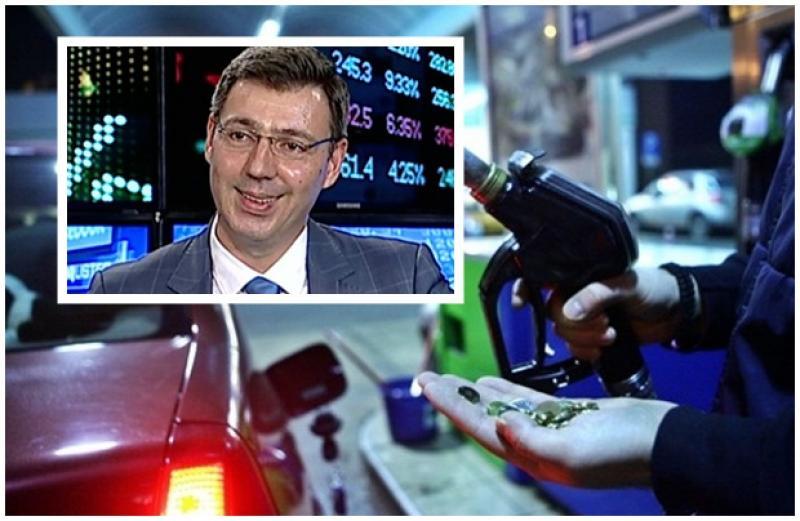 Aroganţă de ministru: Nu ştiu cât costă carburanţii. Nu e treaba mea, oricum circul cu şofer!