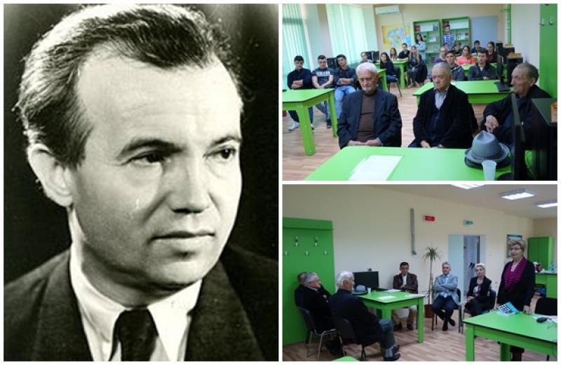 Poetul arădean Mihai Beniuc, omagiat la Sebiș