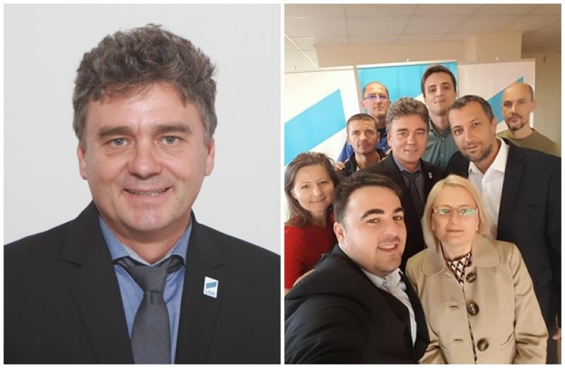 USR Arad şi-a desemnat candidatul pentru primăria Bocsig