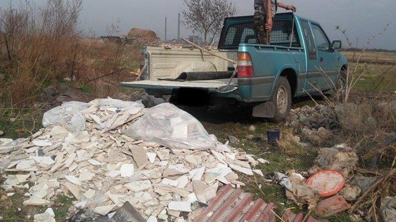 Abandonarea deşeurilor din construcţii  trebuie să fie sancţionată!