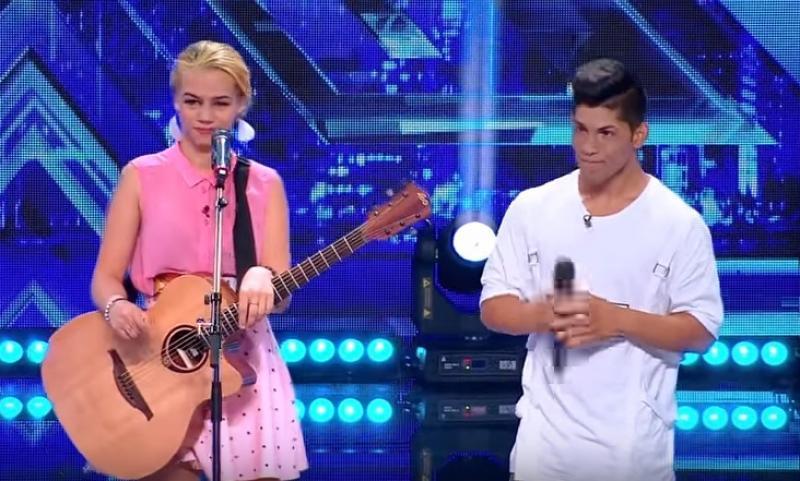 Doi tineri din Centrul de Plasament Arad au impresionat audienţa la X FACTOR