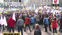 Proteste de amploare în faţa GUVERNULUI! Peste 10.000 de sindicalişti din sănătate vor pleca în marş spre Ministerul Sănătăţii!
