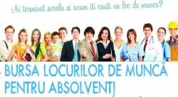 Ai terminat şcoala şi îţi cauţi loc de muncă? AJOFM Arad organizează Bursa Locurilor de muncă pentru absolvenţi!