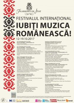 """Aradul se pregăteşte de Festivalul Internaţional """"Iubiţi Muzica Românească!"""""""