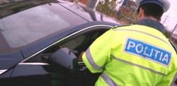 Autoturism urmărit de autoritățile germane, depistat de polițiștii arădeni