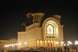 Un tânăr a intrat prin efracţie în Catedrala Ortodoxă din Arad!