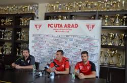 """Poli-UTA se  va disputa duminica, de la ora 15.30 pe arena """"Dan Păltinişanu"""" din Timişoara"""