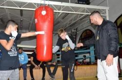 Gala Campionilor aduce la Arad nume grele ale boxului românesc. Organizator: Ruben Stoia