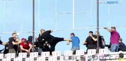 Doar 3 dosare penale după violenţele de la meciul de fotbal ASU Politehnica – UTA