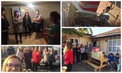 Studenţii de la UAV Arad au reluat acţiunile de voluntariat social