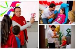Consultaţii gratuite pentru 180 de copii din Nădlac și Chișineu Criș  în cadrul campaniei România merită zâmbete Colgate