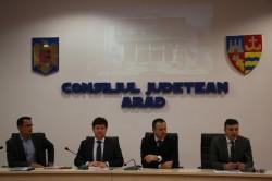 S-a semnat primul contract de salubrizare pentru proiectul de gestionare a deşeurilor în judeţul Arad