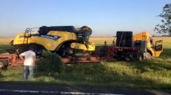 Accident mortal între Zimandu Nou si Simand! Două persoane încarcerate!