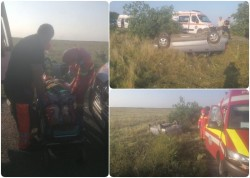 Accident cu trei victime la Seleuș. Șoferul avea o alcoolemie de 0,94!