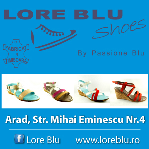 Lore Blu Shoes