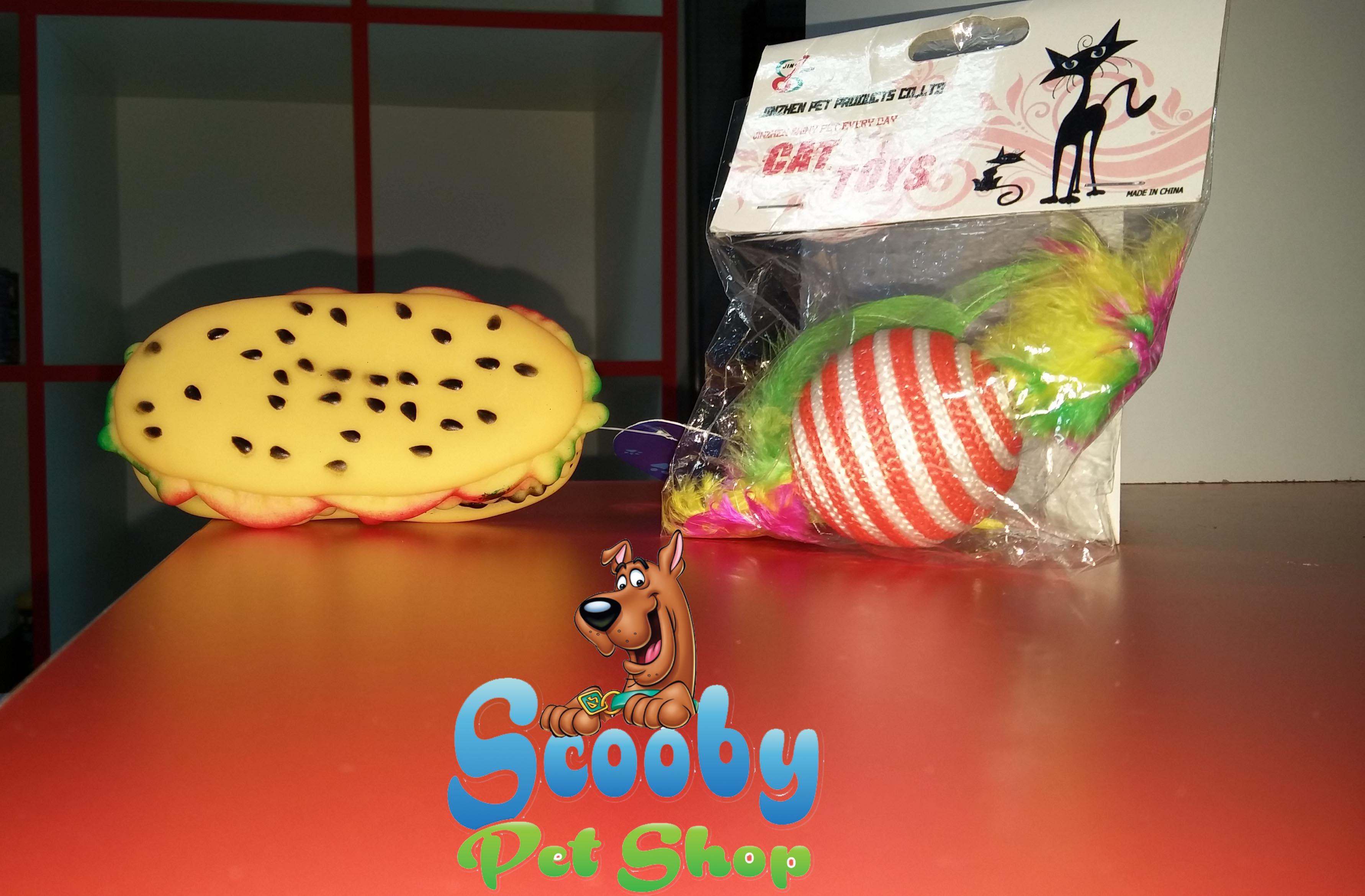 Castiga cu Scooby Pet Shop.