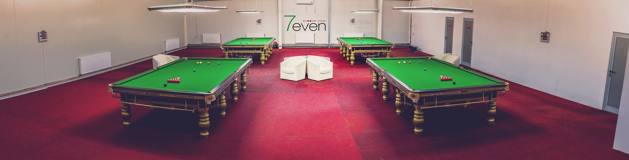 Concurs SNOOKER CLUB SEVEN