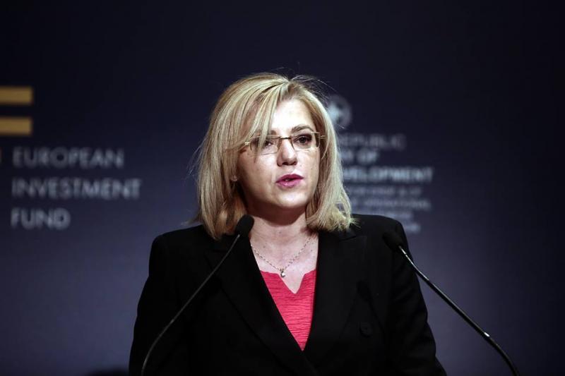 Hackerii au atacat! Contul de Twitter al Corinei Crețu a fost spart ! Comisarul European este îngrijorată și a postat un mesaj pe Facebook!