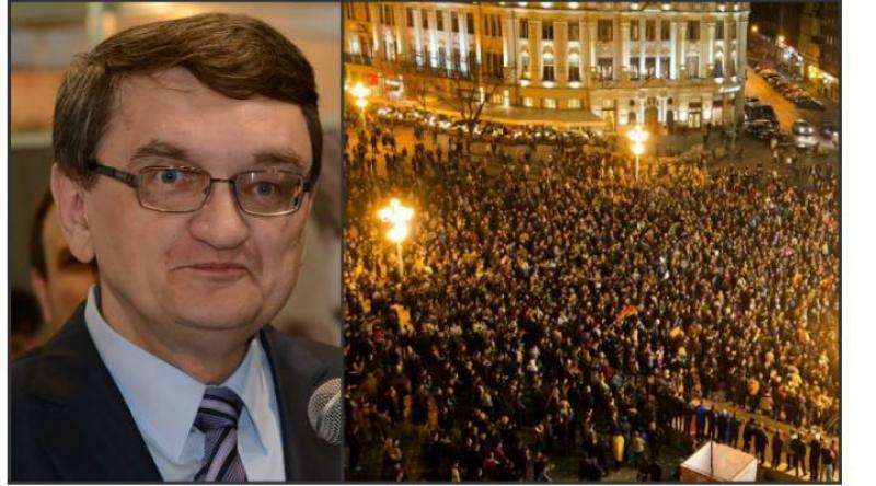 Se organizează proteste în ţară pentru demiterea lui Ciorbea. Aradul se straduieşte şi el să iasă în stradă