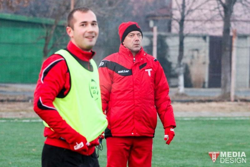 UTA se pregătește de primul meci amical al anului, apoi pleacă în Spania