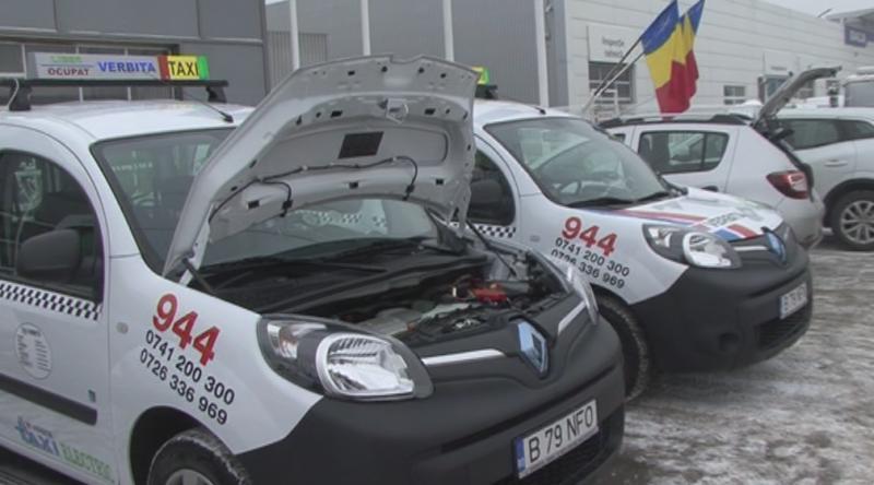 Premieră pentru România! prima companie din România care introduce taxi-urile electrice este din Arad! (FOTO/VIDEO)