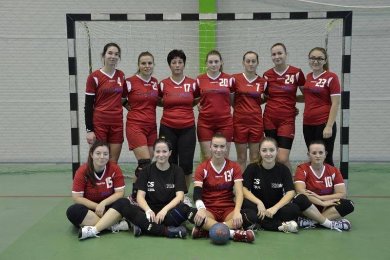 Invitaţie la handbal feminin în liga a 2-a divizia A