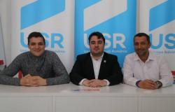 Vlad Botoş noul preşedinte al USR Arad